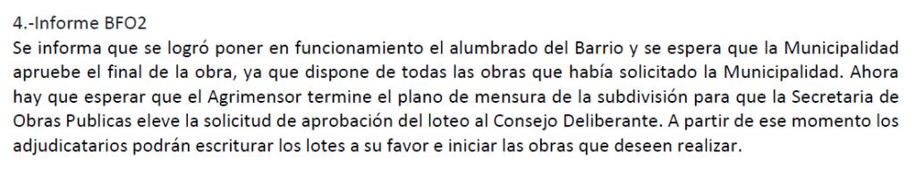 Acta N°735
